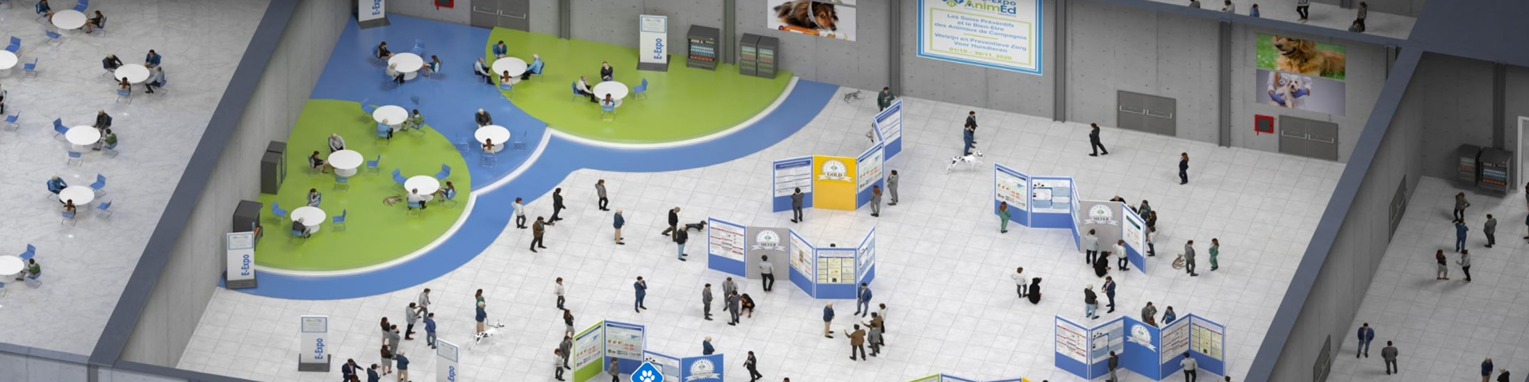 Animed Solutions - Partenariats e-Expo
