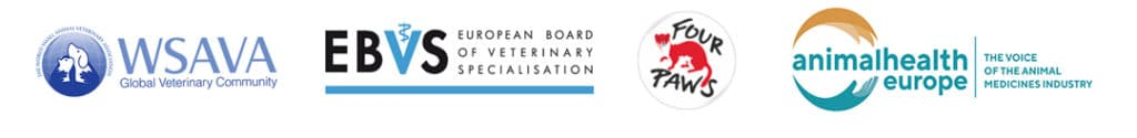 L'EBVS, La WSAVA, FOUR PAWS et Animal Health Europe soutiennent le projet AnimEd Solutions